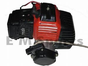 Mini Chopper Harley 33cc 43cc 49cc Motor Engine Plastic