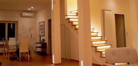 les res d escalier eclairage d une mont 233 e d escalier luminaires