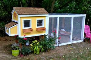 Chicken Coops You Will Go Totally Clucky Over