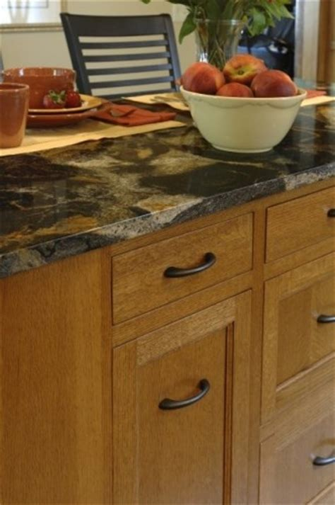 oak black amber  honey darker hardware  modernize  honey oak oak kitchen kitchen