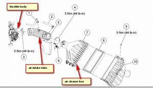 2006 Ford Freestyle Throttle Parts Diagrams  Ford  Auto