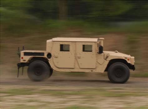 humvee side view m1165 hmmwv side