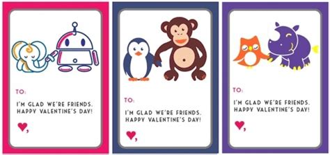 valentines day card kids 39 s day cards for kids designcorner