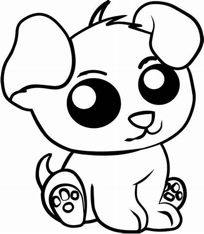 Coloring Animal Pages Super Animals Cutest