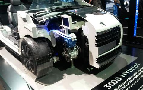 psa la nouvelle gamme electrique  hybride sera