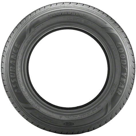 55r18 tires assurance weatherready goodyear enlarge thumbnails