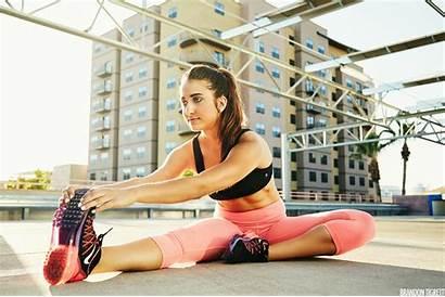 Fitness Lifestyle Lululemon Photoshoot Urban Mary Commercial
