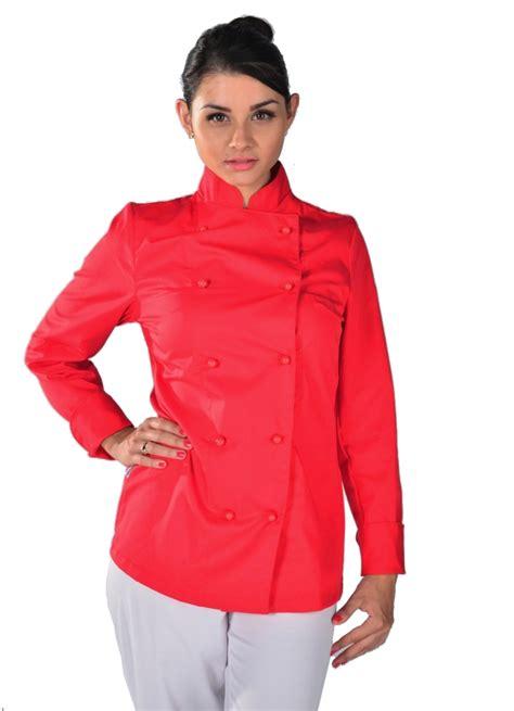 veste de cuisine professionnel veste de cuisine femme spice uniforme de