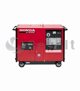 Groupe Electrogene Silencieux Honda : revolt location groupe electrog ne honda ex4000 de 4kw ~ Dailycaller-alerts.com Idées de Décoration