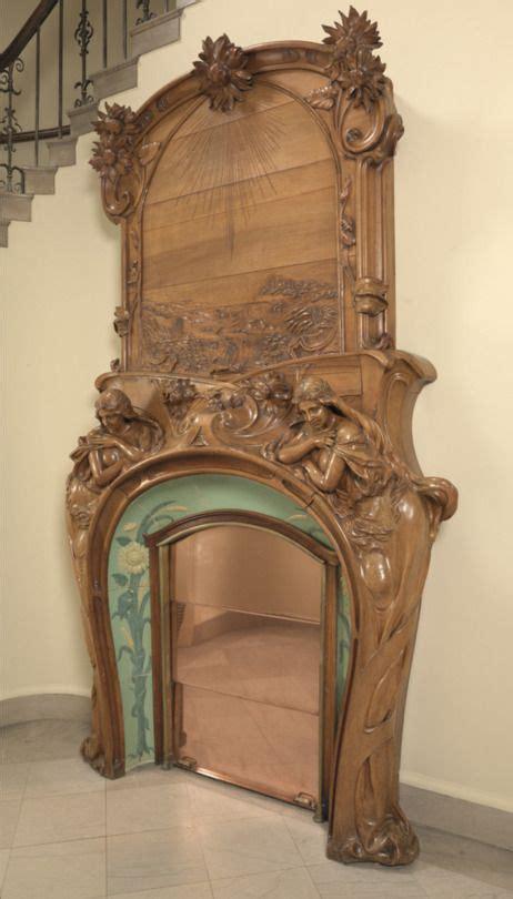 art nouveau decor  furnishings images