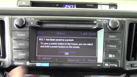 Brookdale Toyota by 2014 Toyota Rav4 Radio Presets How To By Brookdale Toyota