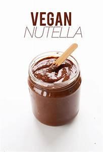 Die besten 25+ Nutella vegan Ideen auf Pinterest Paleo