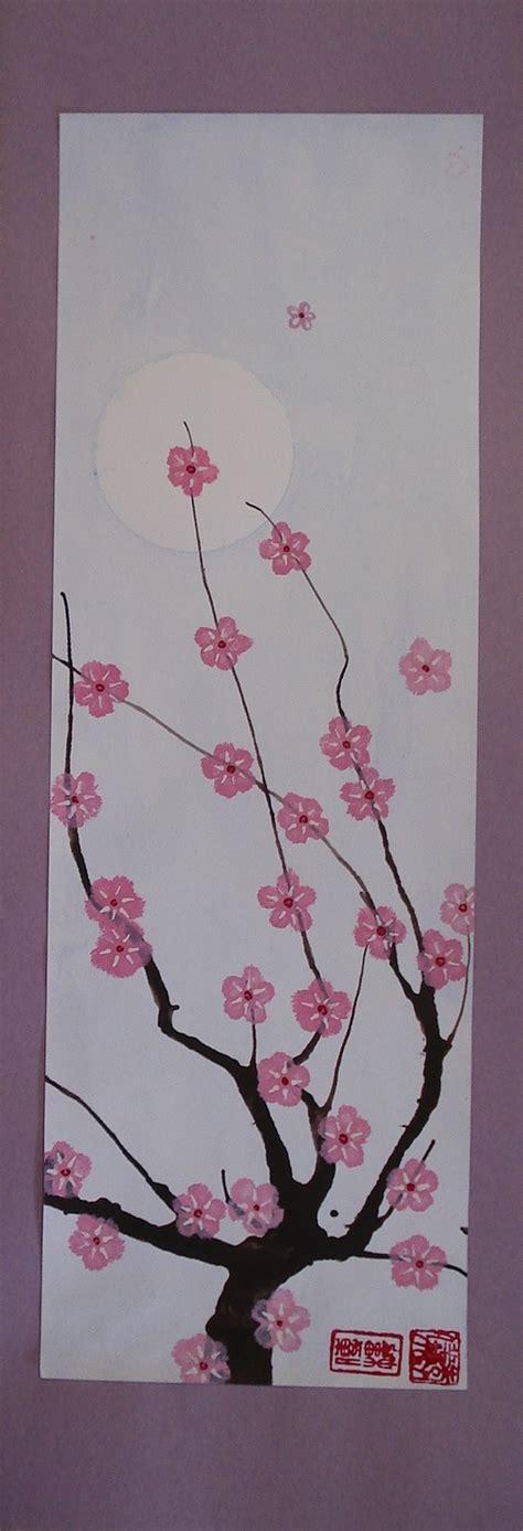 Bibit Collagen Japanese Cherry a faithful attempt cherry blossom paintings