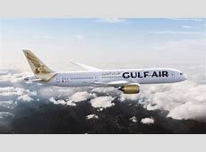 Gulf Air reveals new branding, prepares for first 787