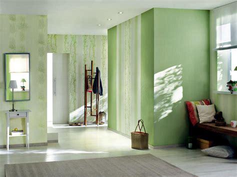 green tones  subtle patterns interior design ideas