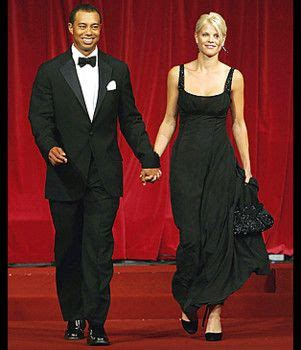 Tiger Woods and ex-wife Elin Nordegren seen together at ...