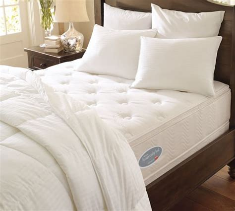 heavenly bed mattress westin heavenly 174 mattress box pottery barn
