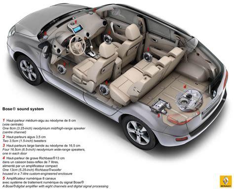 Renault Launches Megane Laguna Scenic And Koleos Bose