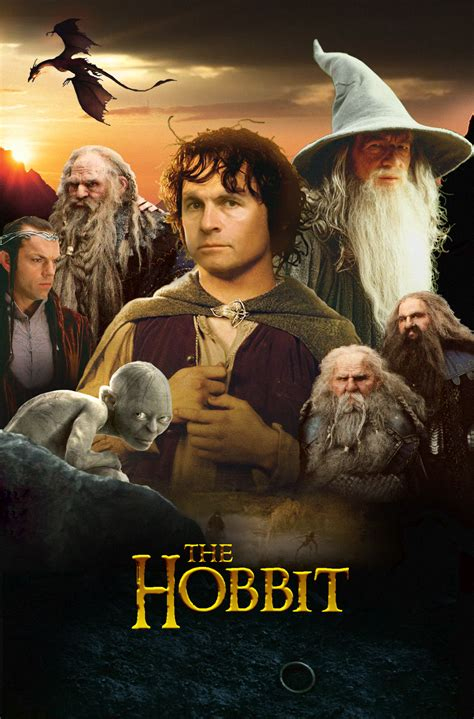 The Hobbit Poster By Zyklo12 On Deviantart