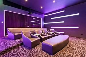 Media Home Cinema : modern media spaces modern home theater dallas by stellar home theater ~ Markanthonyermac.com Haus und Dekorationen