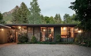 Mid Century Modern Ranch House Plans