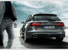 Nouvelle Audi RS6 Avant 2013 La grande coursière