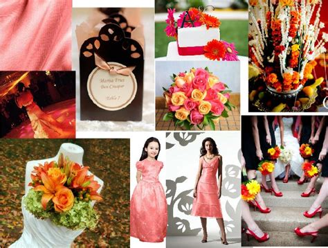 Summer Wedding Colors And Ideas