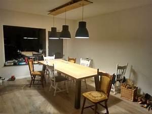 Ikea Lampen Decke : ikea hack 3 hektar lampen in hoogte verstelbaar ikea hacks pinterest treibholz ~ Udekor.club Haus und Dekorationen
