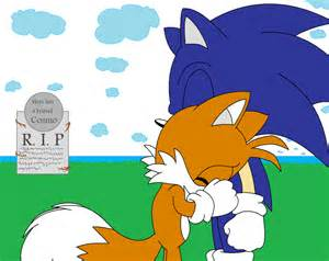 Tails Sonic X Cosmo