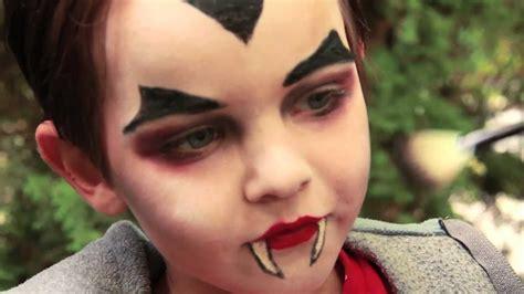 dracula vampire makeup tutorial halloween youtube