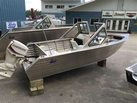 Henley Aluminum Boats For Sale by Henley 180 Dc 2016 New Boat For Sale In Temagami Ontario