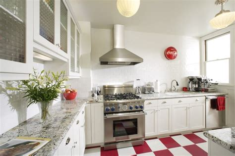 matching kitchen accessories beautiful white kitchen with white floors plus 4039