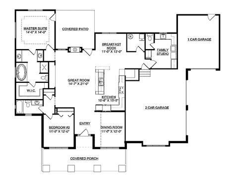 open floor plan houses open floor plan house picture cottage house plans