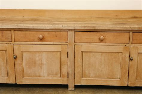 Pine Sideboards And Buffets by 18th Century Large Pine Sideboard Or Buffet At 1stdibs