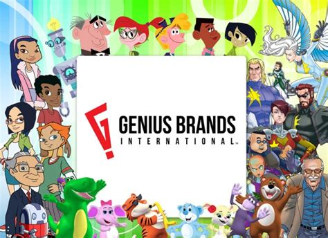 Genius Brands And Comcast Launch New Kid Genius Channel