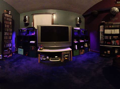 Just Finished Wiring My Game Room Everything Still Works