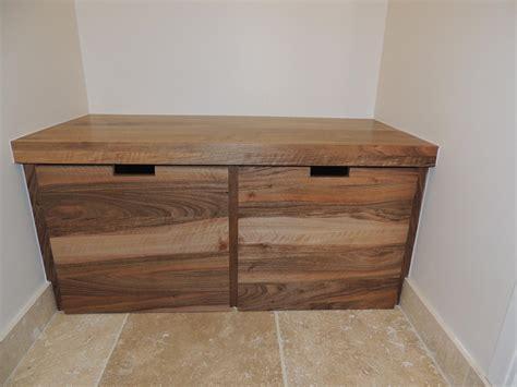 charmant banc coffre de rangement salle de bain avec banc coffre de rangement havaa cm helena