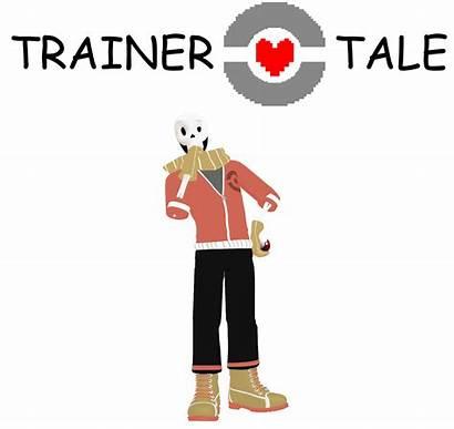 Papyrus Trainertale Deviantart Characters Favourites