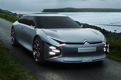 Citroen Car :  Citroen Unveils Cxperience Concept