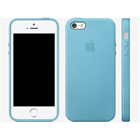 cases for iphone 5s leather for apple iphone 5s blue wackydot