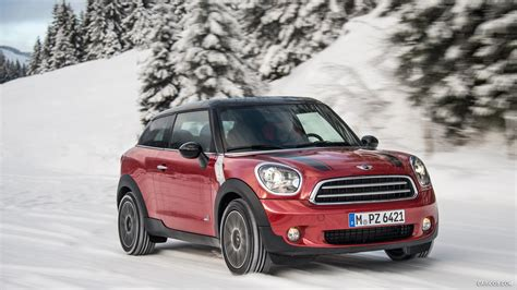 2014 Mini Cooper D Paceman All4 In Snow