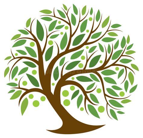 albero clipart albero della vita illustrazione vettoriale illustrazione