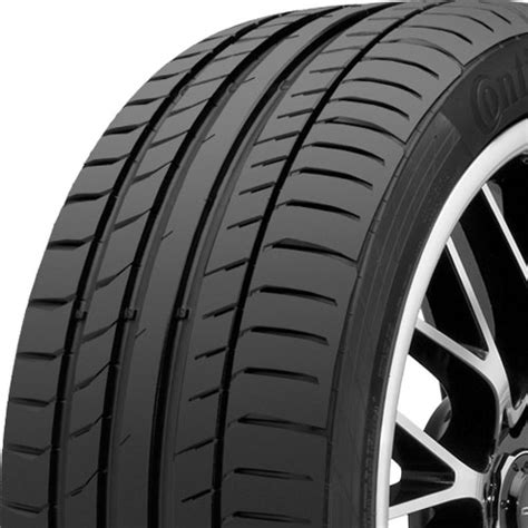 Continental Contisportcontact 5 Ssr Tirebuyer