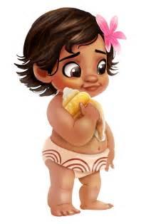 Moana Baby Clip Art
