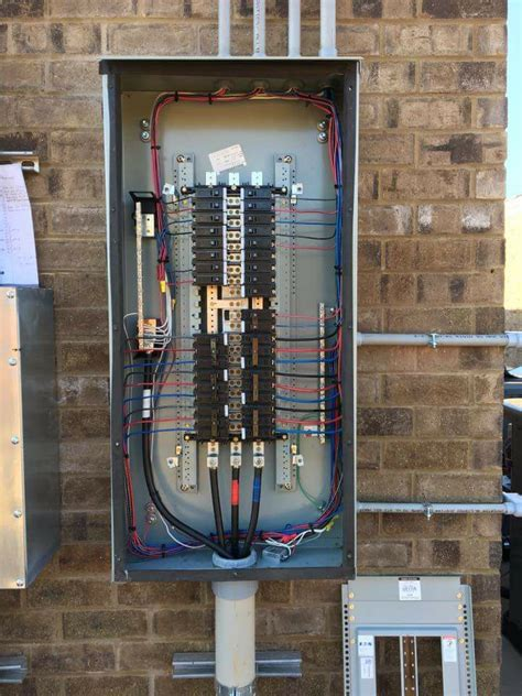 electrical distribution board attached electrical wiring diy electrical electrical projects