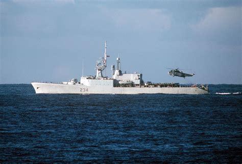 HMCS Assiniboine (DDH 234) - Wikipedia