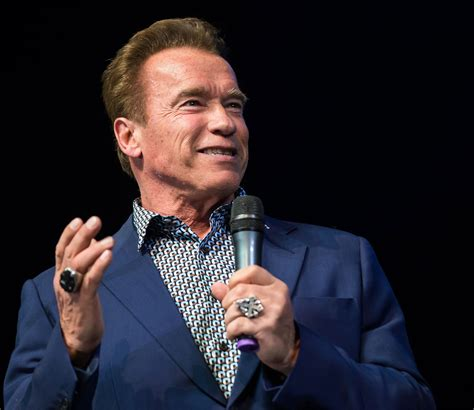 arnold schwarzenegger explains     youre feeling stuck   gym mens fitness