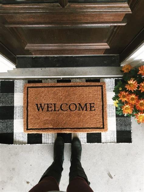 welcome doormats 17 best ideas about doormats on door mats