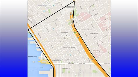 seattle city light power outage map power restored after large outage in seattle king5