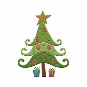 Whimsical Christmas Tree Embroidery Design – Stitchtopia